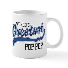 World's Greatest Pop Pop Mug