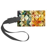 Quilting Luggage Tags