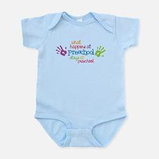 Stays At Preschool Infant Bodysuit