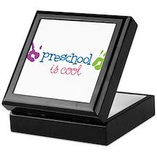 Preschool Is Cool Keepsake Box