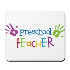 Preschool Teacher Mousepad