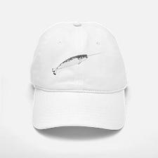 Narwhal whale bbg Baseball Baseball Cap