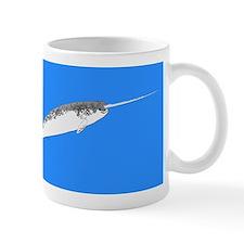 Narwhal whale bbg Mug
