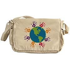 Little Hands Messenger Bag
