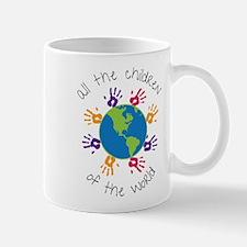 All The Children Mug