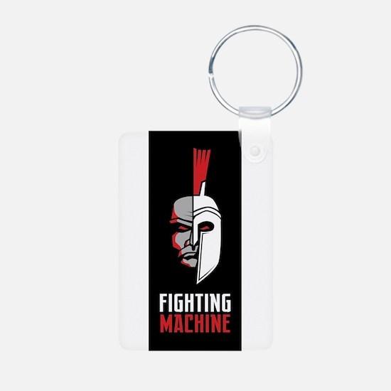 Fighting Machine 1 Keychains