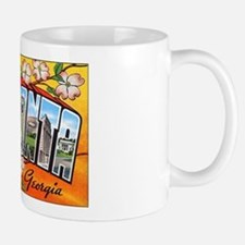 Atlanta Georgia Greetings Mug