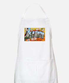 Atlanta Georgia Greetings BBQ Apron