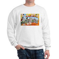 Atlanta Georgia Greetings Sweatshirt