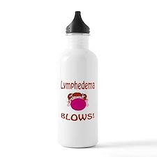 Lymphedema Blows! Sports Water Bottle