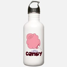 Cotton Candy Water Bottle