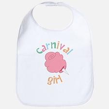 Carnival Girl Bib