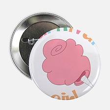 "Carnival Girl 2.25"" Button"