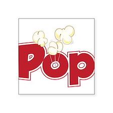 "Pop Square Sticker 3"" x 3"""