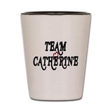 Funny Catherine Shot Glass