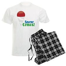 Snow Cones Pajamas