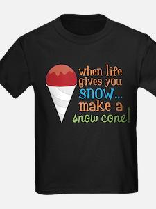 Make A Snow Cone T