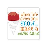 Snow cone Square