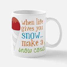 Make A Snow Cone Mug