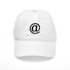 At Symbol @ Baseball Cap