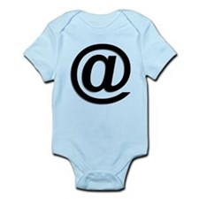 At Symbol @ Infant Bodysuit
