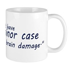 Brain Damage Wheatley Mug
