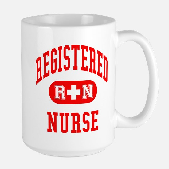 RN - Registered Nurse Large Mug