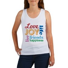 A composition of love Women's Tank Top