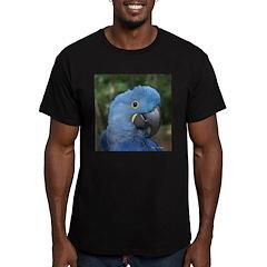 Hyacinth JM Csaky Men's Fitted T-Shirt (dark)
