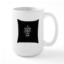 I Pillow Fight to Win Ceramic Mugs