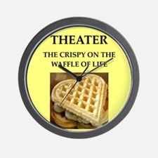 theater Wall Clock