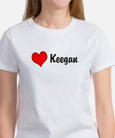 Heart Keegan T-Shirt