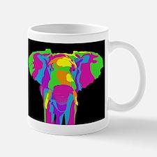 Rainbow Elephant Mug