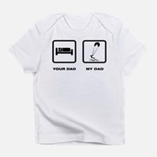 Kiteboarding Infant T-Shirt