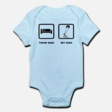 Kiteboarding Infant Bodysuit