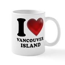 I Heart Vancouver Island Mug