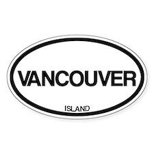 Vancouver Island Bumper Stickers