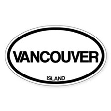 Vancouver Island Decal
