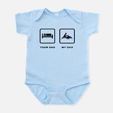 Jet Ski Infant Bodysuit