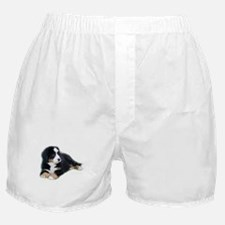 bernese-mountain-puppy_ Boxer Shorts