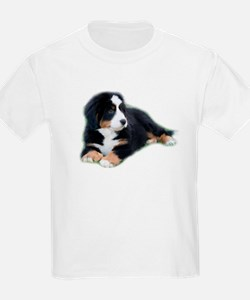 bernese-mountain-puppy_ T-Shirt
