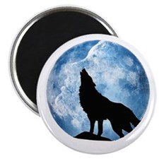 """wolf 2.25"""" Magnet (100 pack)"""