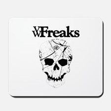 Das VW-Freaks Mascot - Branded Skull Mousepad