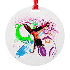 B-Girl Ornament