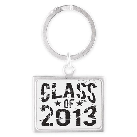 Class 2013 Landscape Keychain