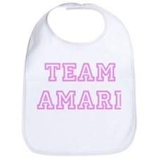 Pink team Amari Bib