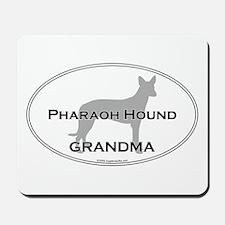 Pharaoh Hound GRANDMA Mousepad