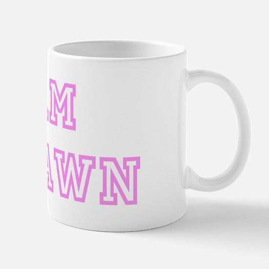 Pink team Deshawn Mug