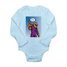 Can You Dig It Long Sleeve Infant Bodysuit