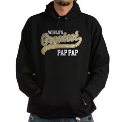 World's Greatest Pap Pap Hoodie